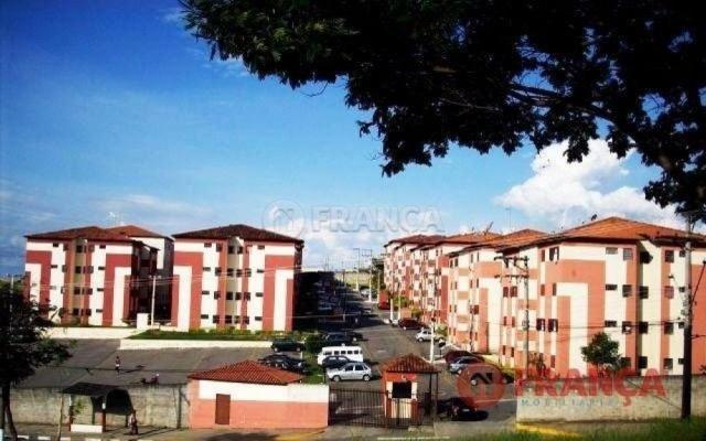 Apartamento à venda com 2 dormitórios em Jardim das industrias, Jacarei cod:V2448