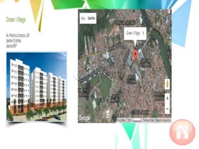 Apartamento à venda com 3 dormitórios em Cidade jardim, Jacarei cod:V2194 - Foto 18