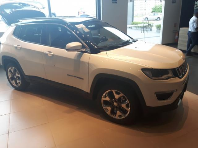 JEEP  COMPASS 2.0 16V FLEX LONGITUDE 2019 - Foto 3