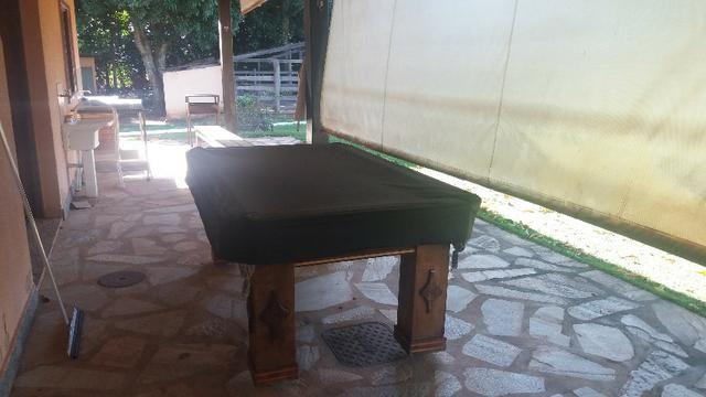 Alugo Sitio: Piscina|Campo Futebol\ Churrasqueira\ Qd. de Voley Ponte Alta - Gama - Foto 12
