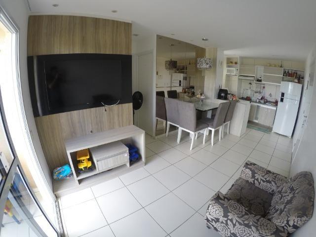 Apartamento no Joquei Clube, projetado e mobiliado, oportunidade, confira.! - Foto 4