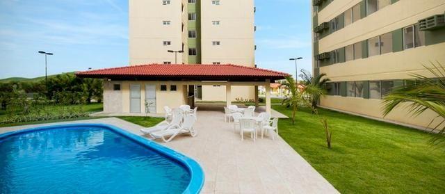 Apartamento 2 quartos; lazer completo, em Ipojuca - Foto 8