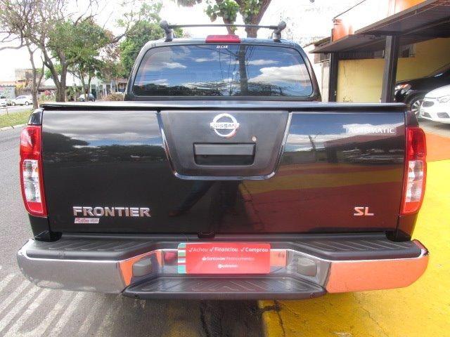 Nissan - Frontier SL 2.5 4X4 TDI - Top de Linha - Foto 4