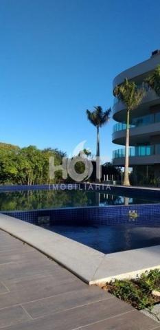 Apartamento à venda com 2 dormitórios em Novo campeche, Florianópolis cod:HI1825 - Foto 3