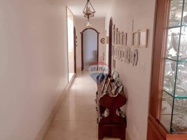 Casa com 4 dormitórios à venda, 400 m² por r$ 890.000 - capim macio - natal/rn - Foto 18
