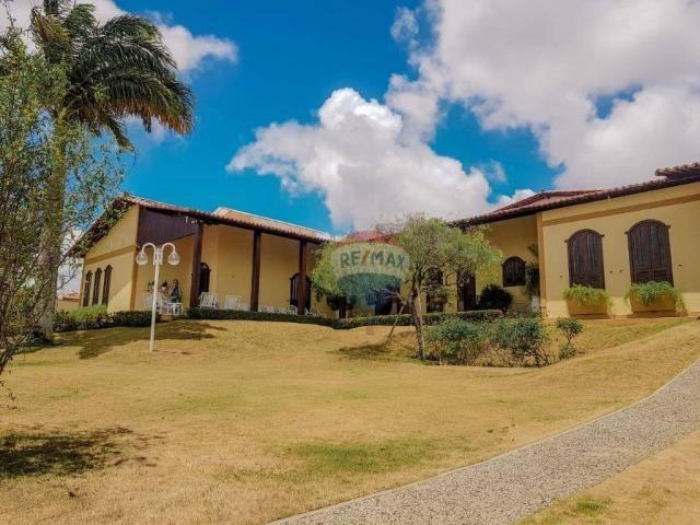 Casa com 4 dormitórios à venda, 400 m² por r$ 890.000 - capim macio - natal/rn - Foto 2