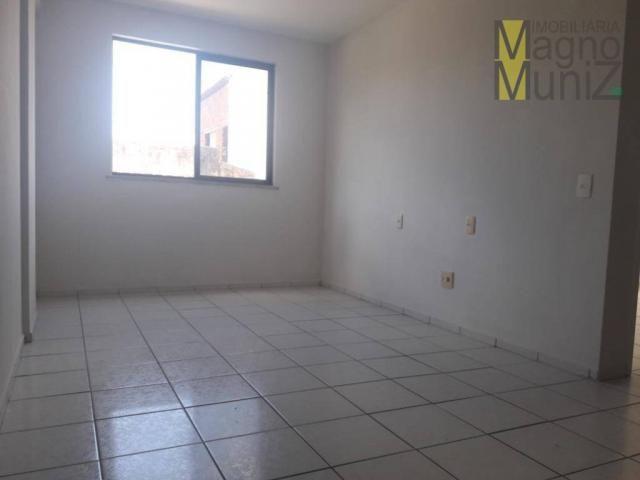 Apartamento com 1 dormitório para alugar, 39 m² por r$ 780/mês - centro - fortaleza/ce - Foto 3