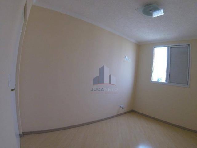 Apartamento com 2 dormitórios para alugar, 52 m² por r$ 1.350/mês - parque são vicente - m - Foto 12
