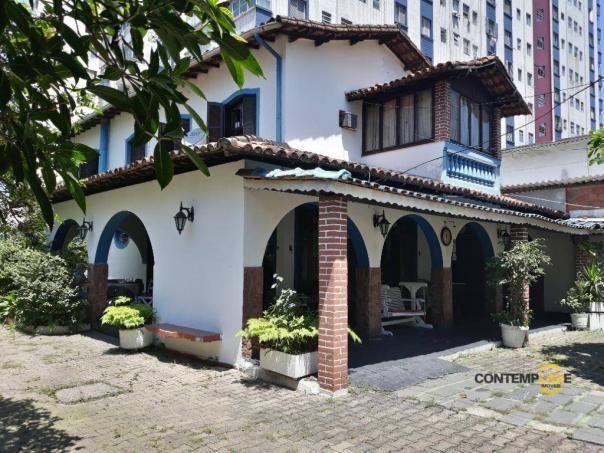 Terreno à venda, 1238 m² por r$ 5.600.000,00 - centro - são vicente/sp - Foto 13