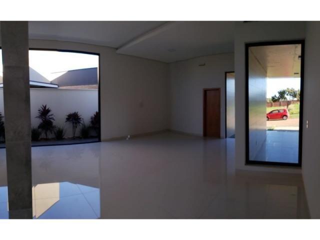 Casa à venda com 3 dormitórios em Condomínio buona vita, Araraquara cod:244 - Foto 7