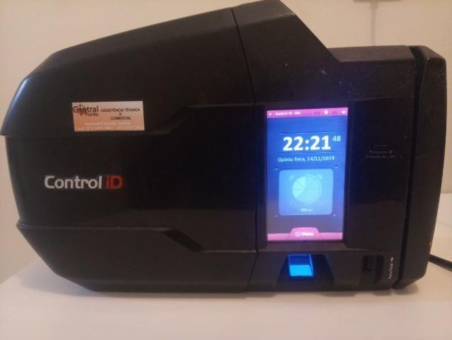 Relógio de Ponto REP iDX Mult Control ID - Homologado à Portaria 1510