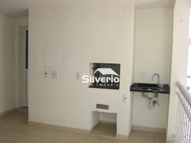 Apartamento com 2 dormitórios à venda, 90 m² por r$ 523.000 - royal park - são josé dos ca - Foto 9