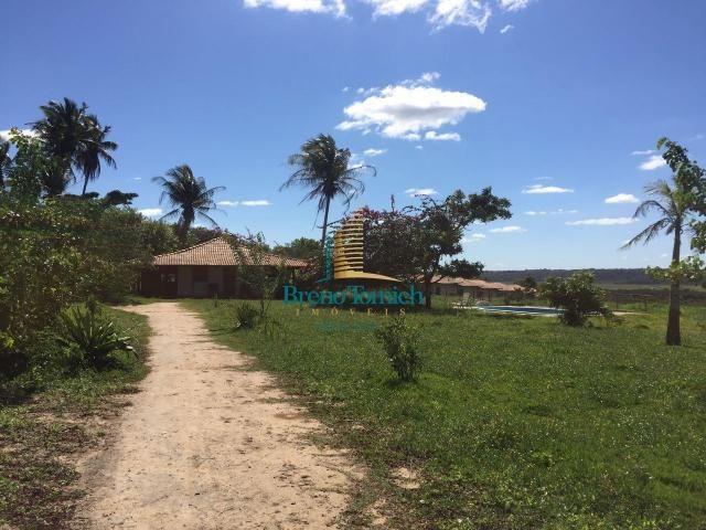 Fazenda à venda, 12100000 m² por r$ 37.000.000 - trancoso - porto seguro/bahia - Foto 17