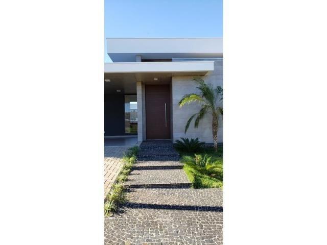 Casa à venda com 3 dormitórios em Condomínio buona vita, Araraquara cod:244 - Foto 3