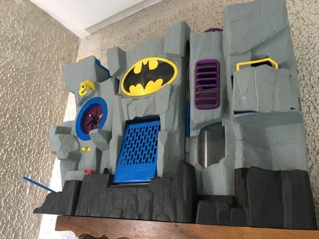 Castelo Batman imaginext