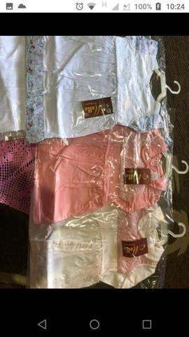 Lote de roupas novas, infantil menina $250 - Foto 6