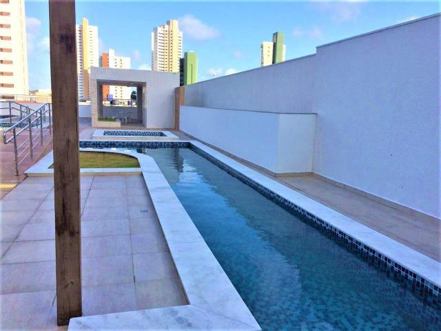Excelente apartamento com 3 suítes em lagoa nova - Foto 6