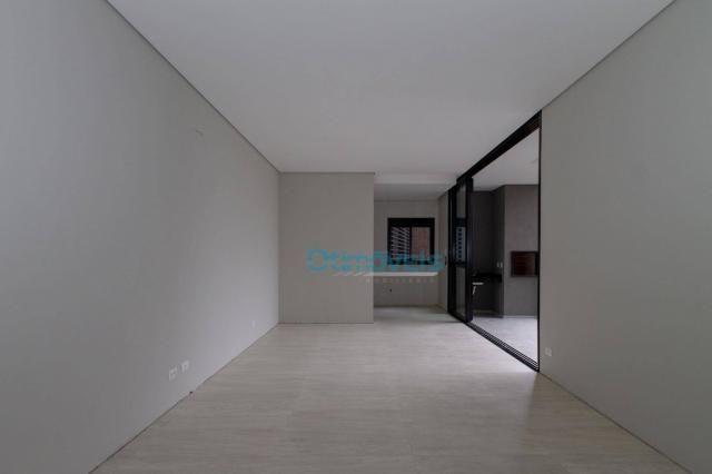 Apartamento com 3 dormitórios à venda, 118 m²- Mercês - Curitiba/PR - Foto 6