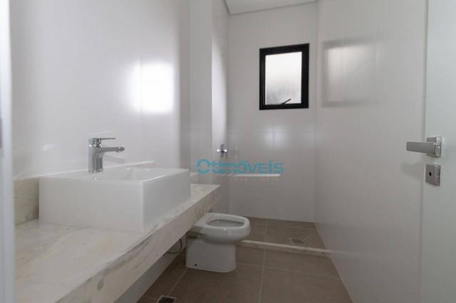 Apartamento com 3 dormitórios à venda, 118 m²- Mercês - Curitiba/PR - Foto 11