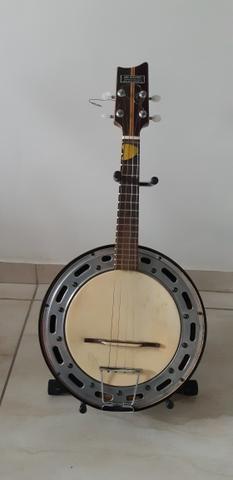 Banjo Dell Vecchio IMPECÁVEL