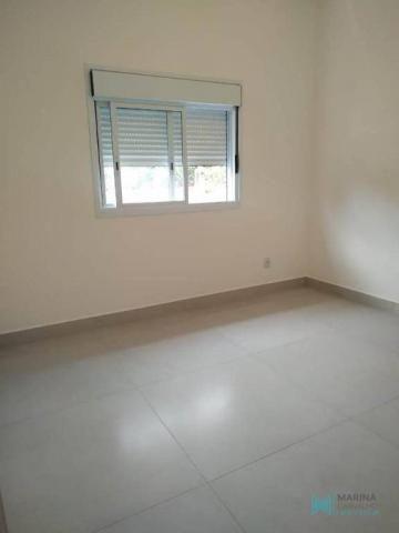 Casa com 2 dormitórios à venda, 242 m² por r$ 1.200.000 - condomínio veredas da lagoa - la - Foto 14