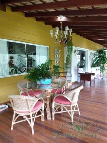 Casa à venda com 5 dormitórios em Itaipava, Petrópolis cod:2190