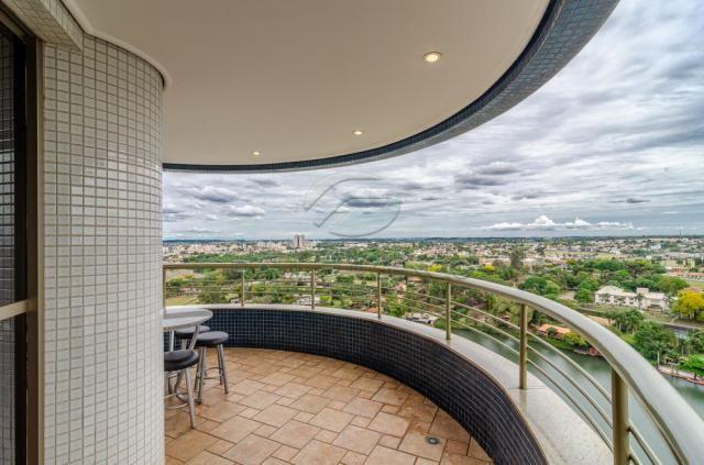 Apartamento para alugar com 4 dormitórios em Caicaras, Londrina cod:L4346 - Foto 8