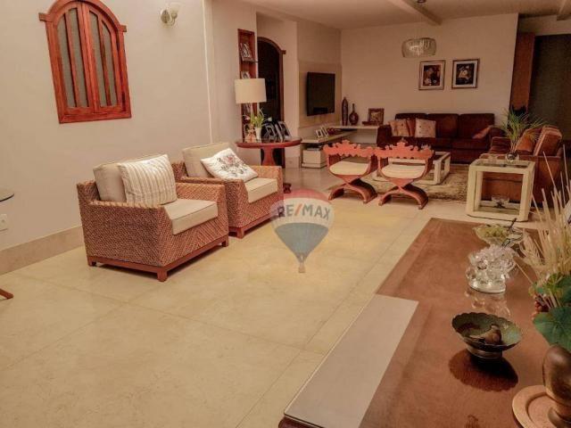 Casa com 4 dormitórios à venda, 400 m² por r$ 890.000 - capim macio - natal/rn - Foto 7