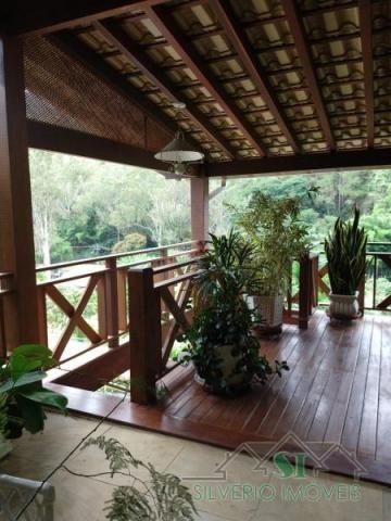 Casa à venda com 5 dormitórios em Itaipava, Petrópolis cod:2190 - Foto 4