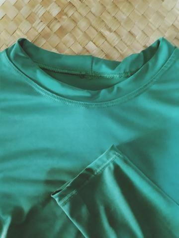 Blusa de malha unissex  - Foto 2
