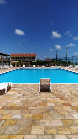 Aluga-se para temporada, casa em condomínio Porto Nassau ( Praia de Maria Farinha) - Foto 6