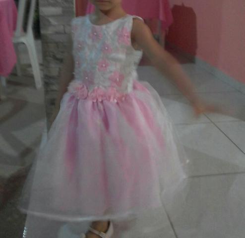 Vestido infantil - Foto 4