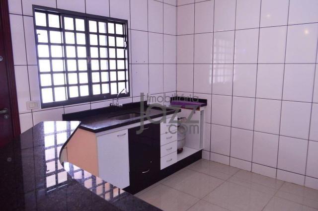 Casa com 2 dormitórios à venda, 108 m² por r$ 265.000 - jardim santa rita i - nova odessa/ - Foto 8