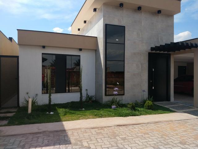 Arniqueiras QD 04 Casa 3 qts 3 suítes lazer condomínio alto padrão só 580mil Ac Imóvel - Foto 5
