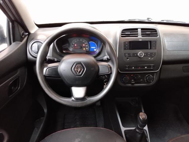 Renault Kwid Zen 1.0 2018 - Foto 8