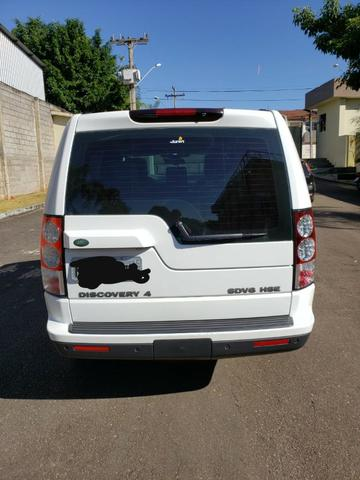 Land Rover Discovery 4 3.0 HSE Diesel 4P automatico Ano: 2011/2012 - Foto 12