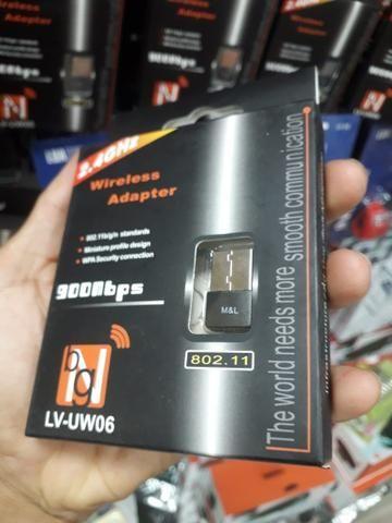 Adaptador Wi-Fi