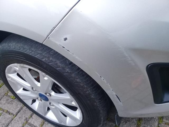 New Fiesta SE 2011 1.6