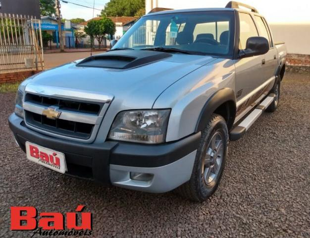 Chevrolet S10 PICK-UP Rodeio 2.8 TDI 4X2 CD Diesel 2011 - Foto 3