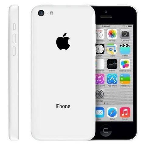 IPhone 5c branco na caixinha da Apple - Foto 3