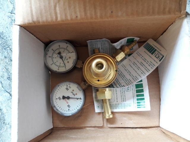 Regulador de pressão para Gás carbônico SM indústria (SM 37)