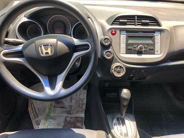 Honda Fit 1.5 LX CVT Automatico - Foto 12