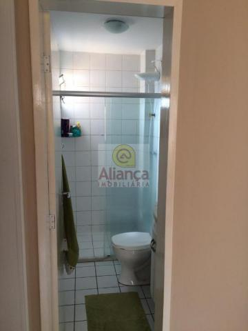 Apartamento para alugar com 2 dormitórios em Cidade satélite, Natal cod:LA-11029 - Foto 5