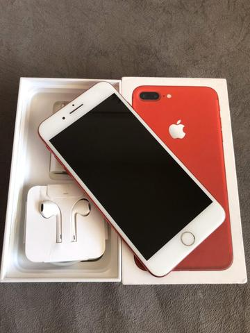 Iphone 7 plus 128gb Red Edition - Foto 3