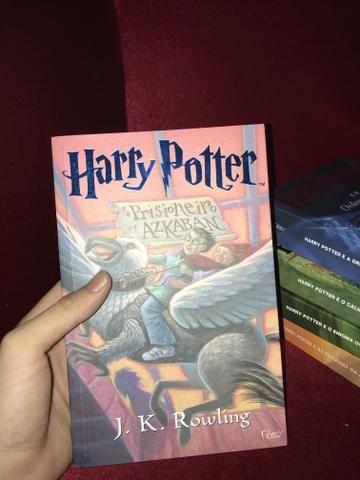 Vendo coleção de livros do Harry Potter - Foto 4