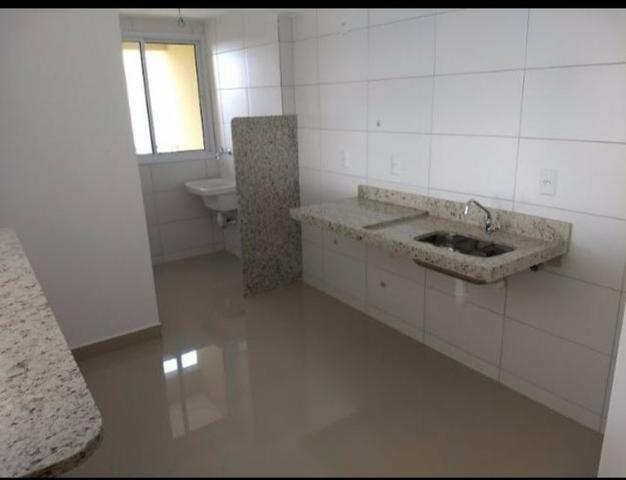 Apart 3 qts 1 suite lazer completo ac financiamento prox ao Buriti shopping - Foto 5