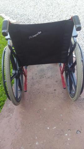 Cadeira de Rodas Jaguaribe - Foto 2