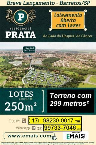 Lotes a Prazo Residencial Prata Barretos - Foto 3