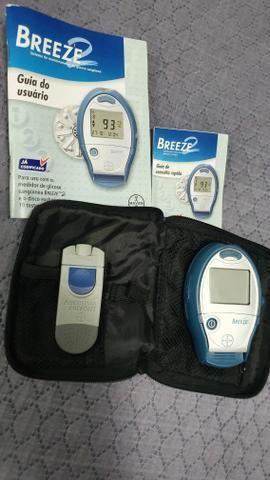 Medidor de glicose sanguínea Breeze 2