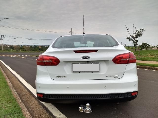 Ford Focus Titanuim 2016 Completíssimo, todas as revisões na concessionária - Foto 9